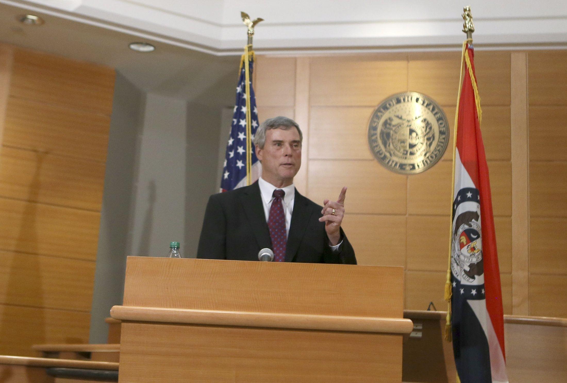 St. Louis County Prosecutor Bob McCulloch allowed false testimony