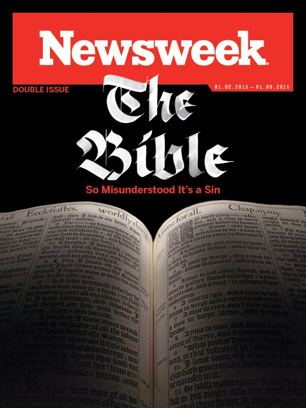 """News""week on the Bible"