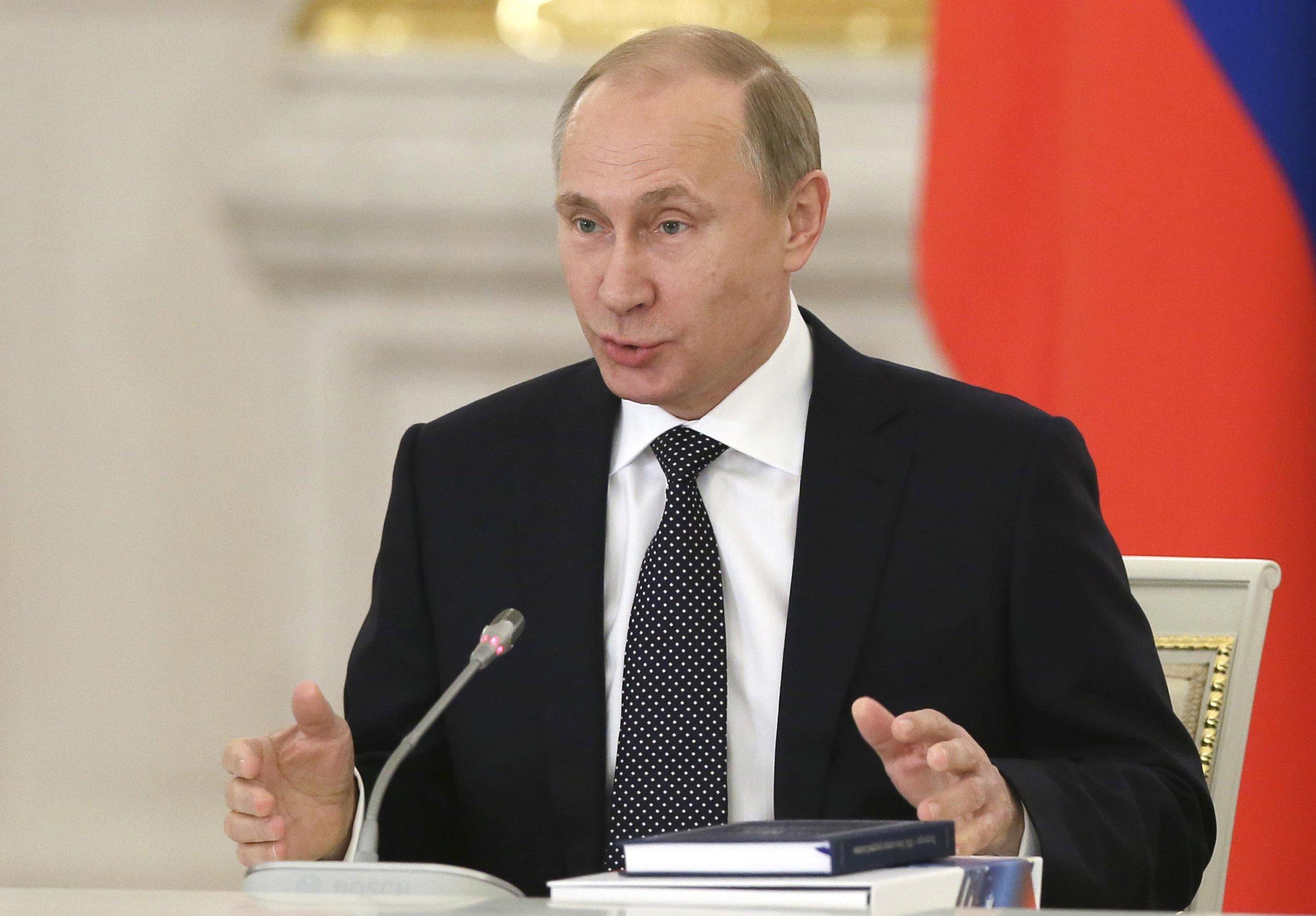 Putin's new military doctrine