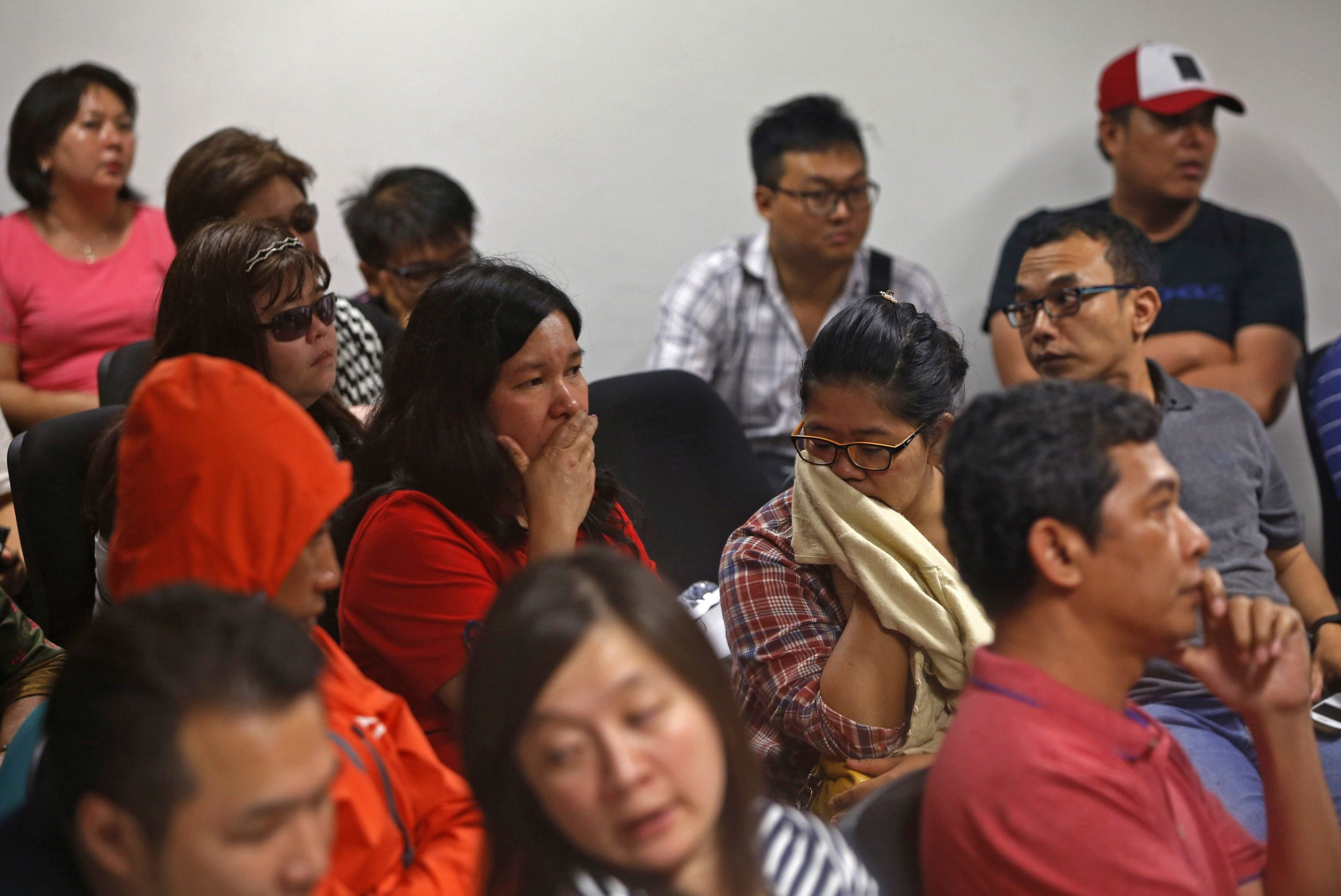 Family of passengers of AirAsia Flight QZ8501
