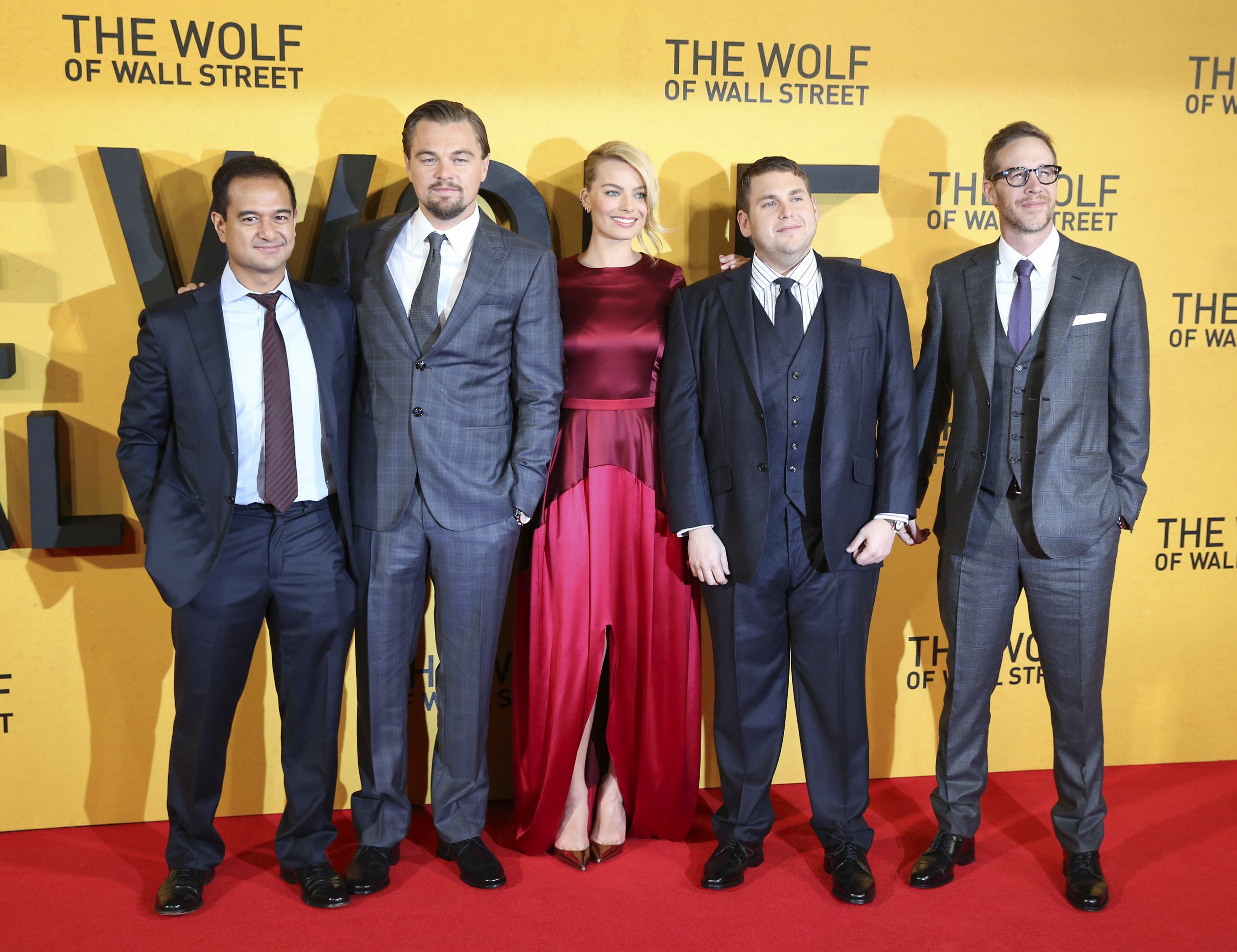 Wolf of Wall Street,' 'Frozen' and 'The Hobbit' Top Pirated