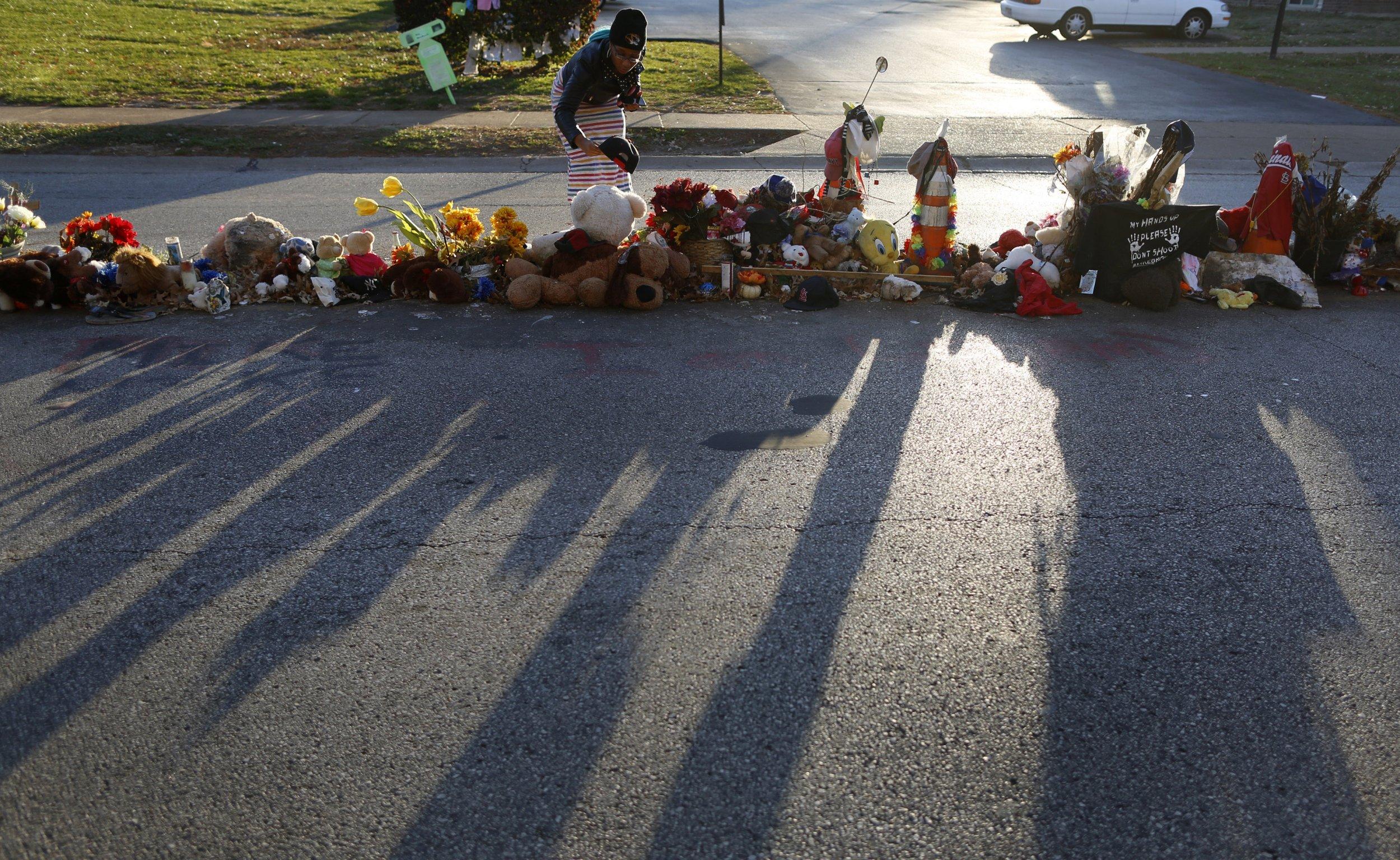 12-29-14 Mike Brown memorial