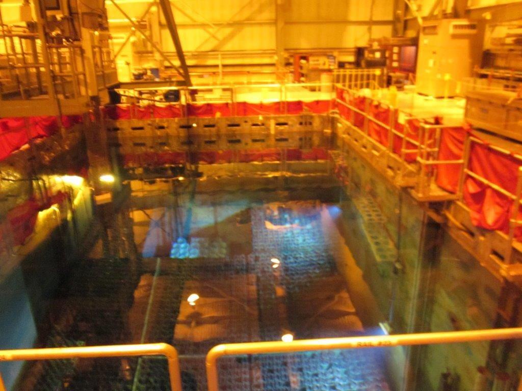 Vermont Yankee Nuclear Plant Shut Down