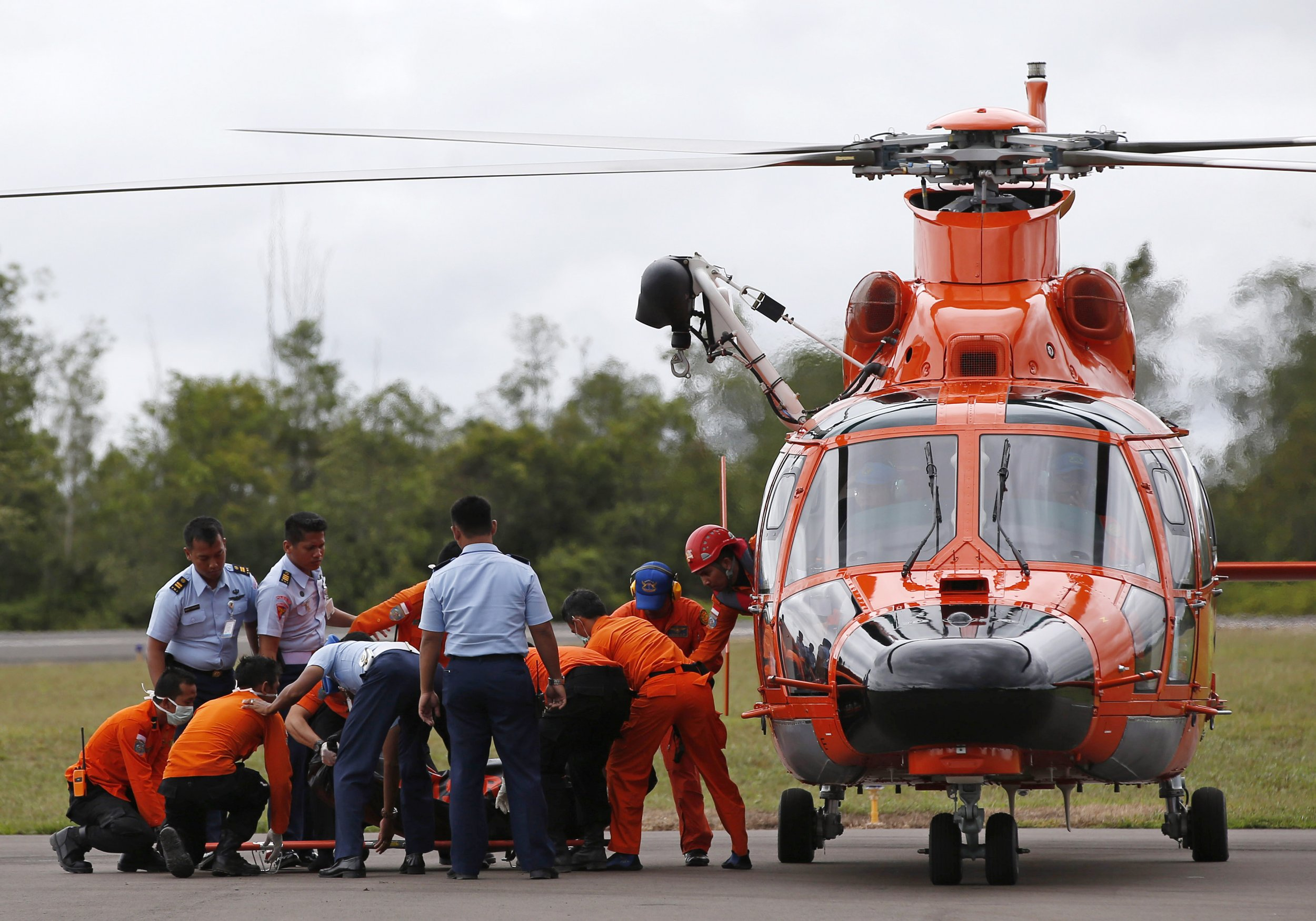 Indonesian search and rescue