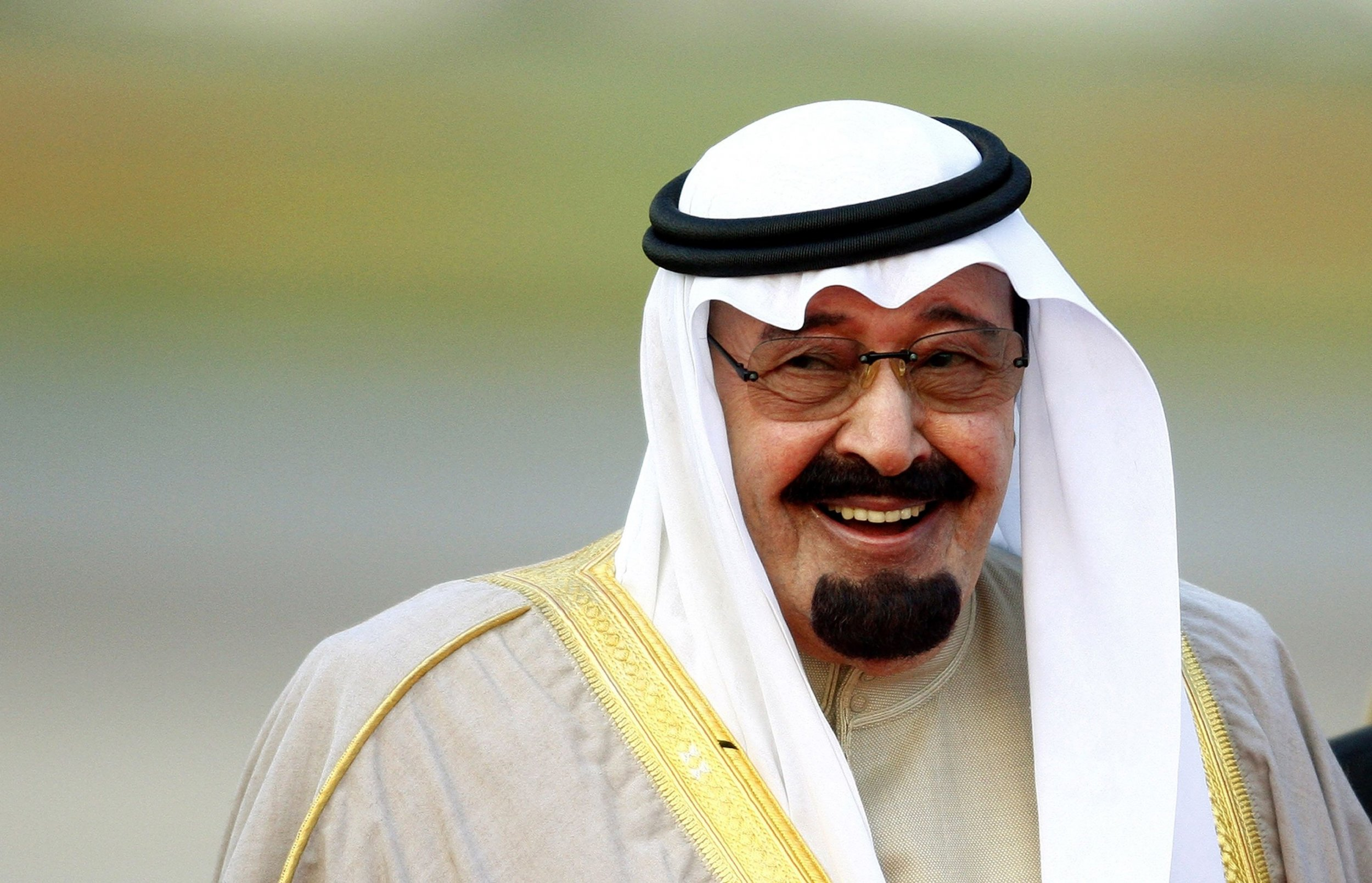 Saudi Arabia's King Abdullah bin Abdulaziz