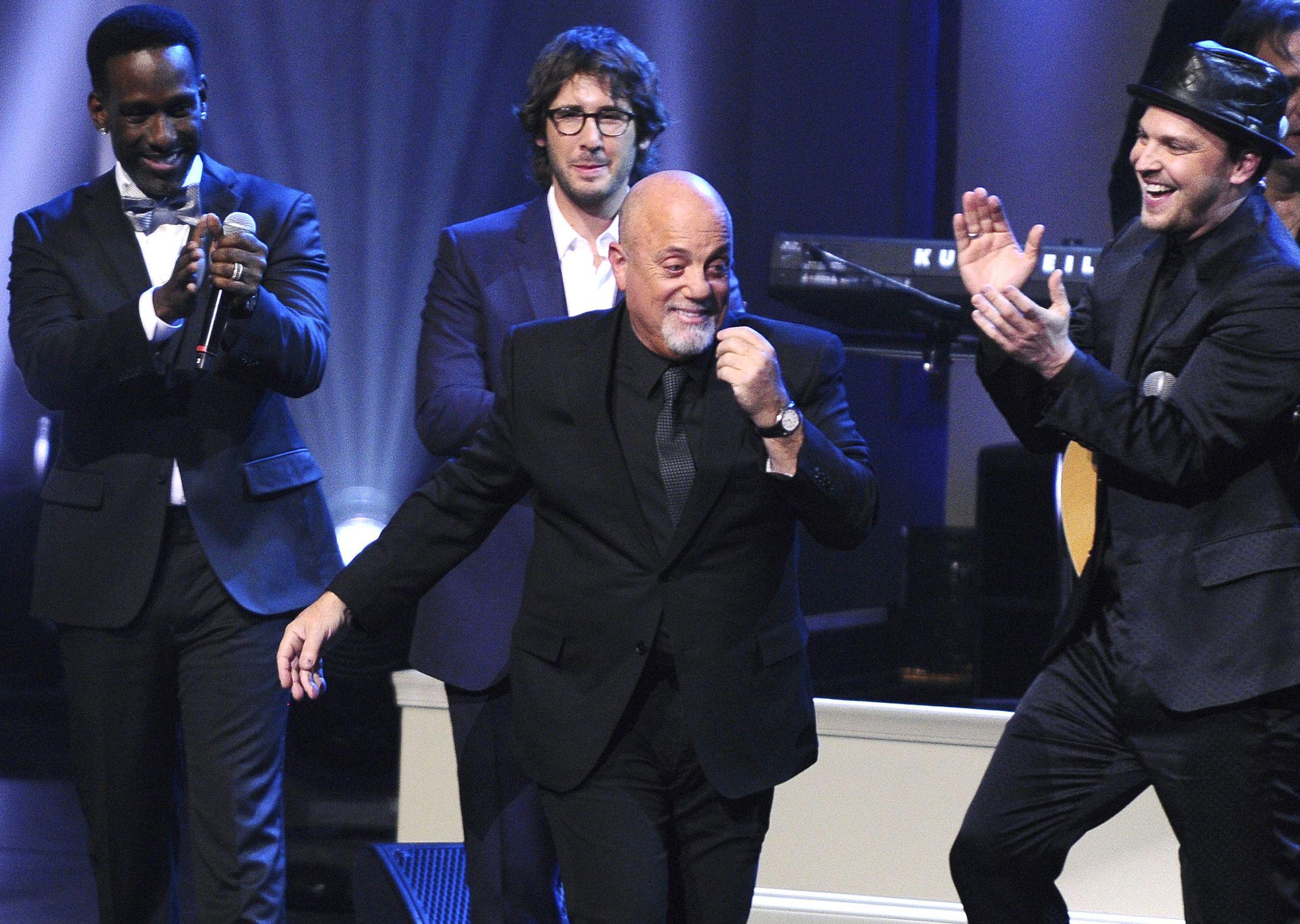 12-31-14 Billy Joel Gavin DeGraw
