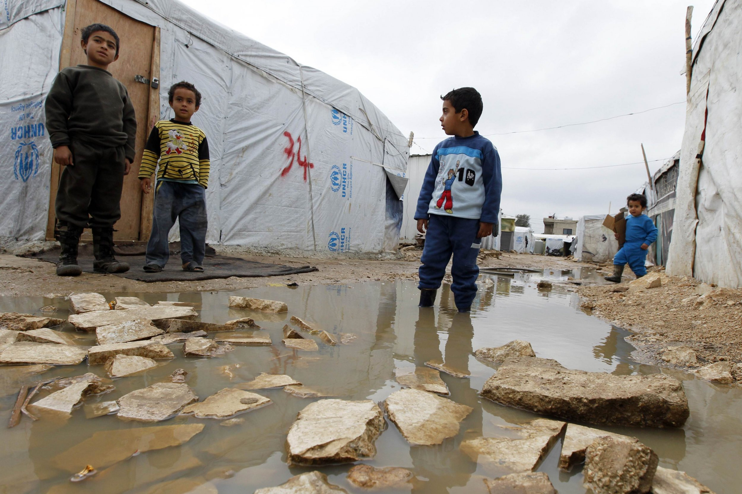 the refugee crisis and the civil wars in the arab nations The syrian civil war, which has devastated the entire country of syria and its neighbors, is a complex conflict that involves several nations, rebel groups and terrorist organizations.