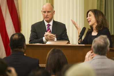 jerry brown and green energy