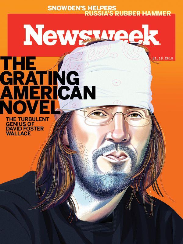 Newseek magazine cover