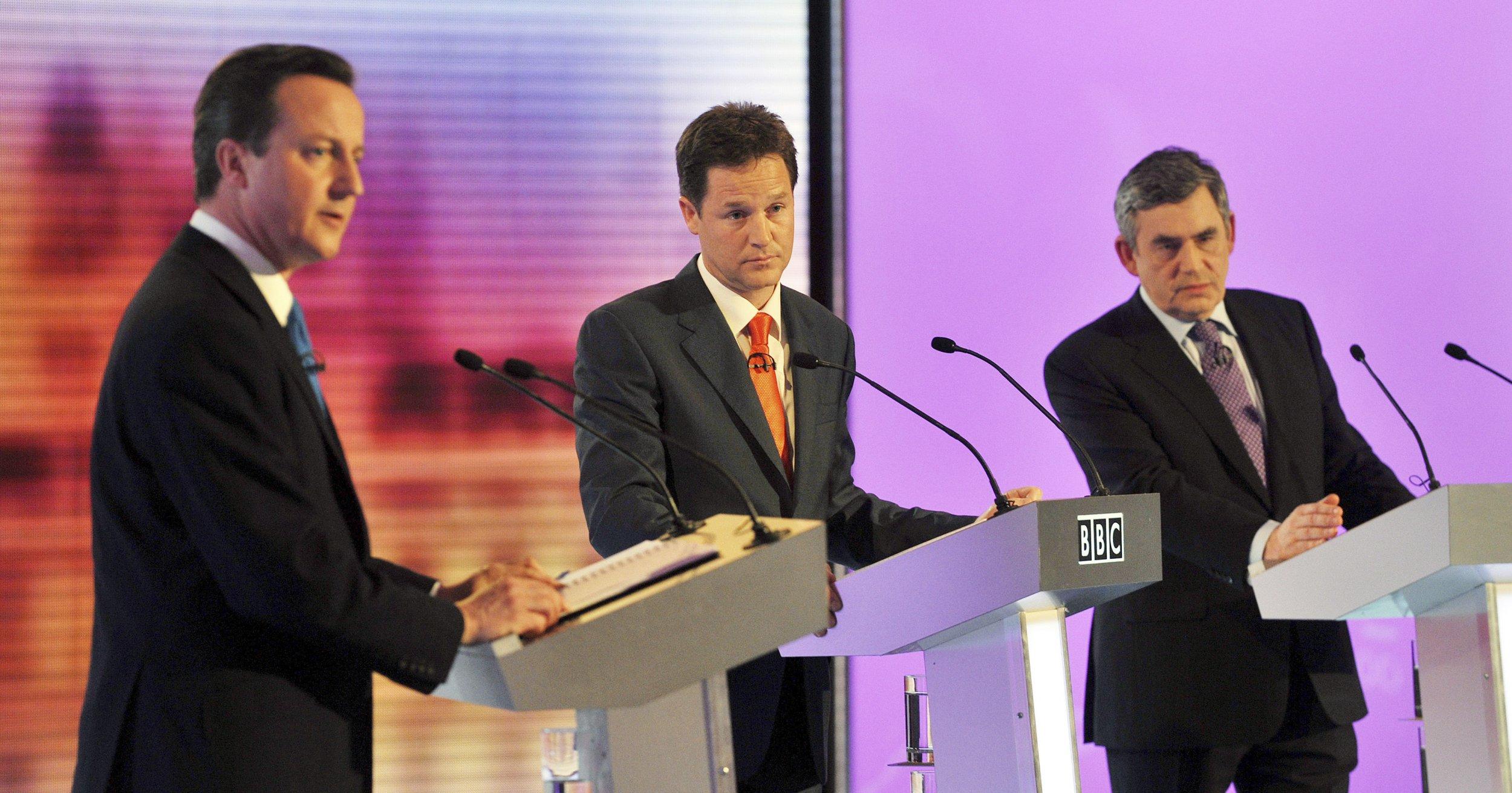 2010 Election Debates