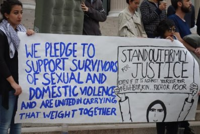 sexual-violence-protest-columbia-university