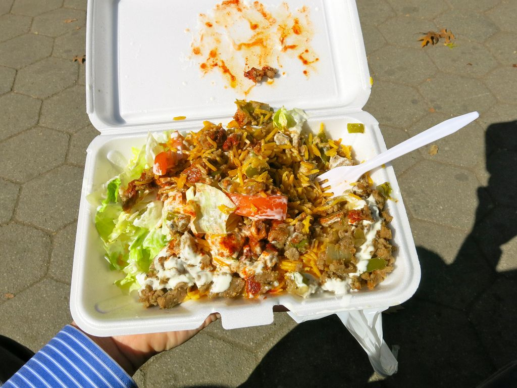 Halal Chinese Food In New York