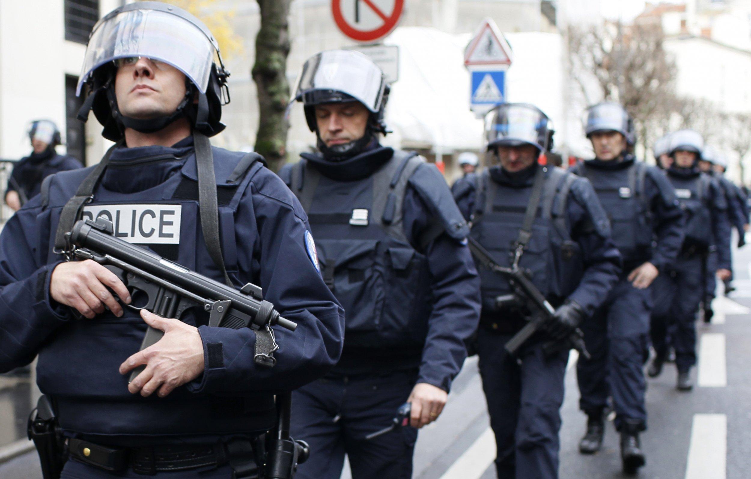 France Hostage