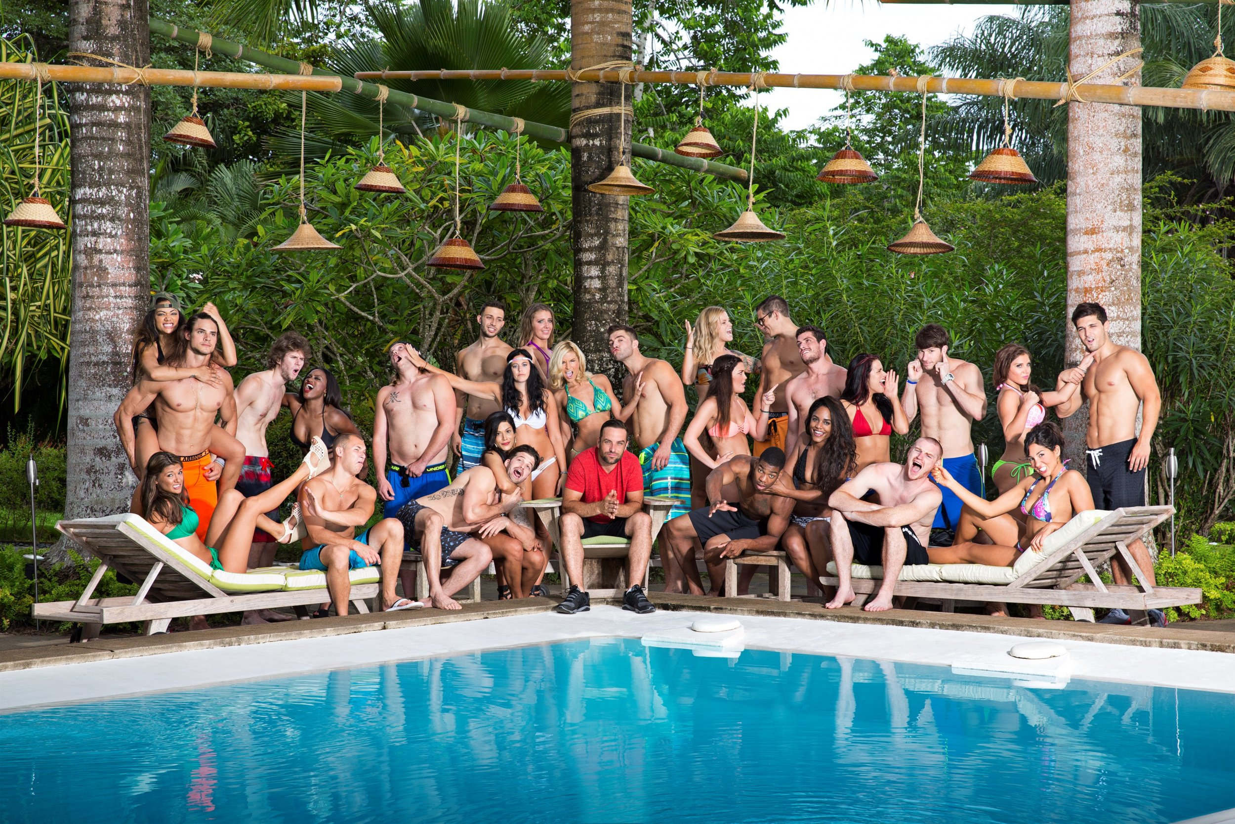 The Challenge cast