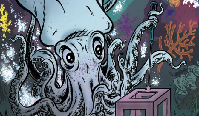 1-11-15 Squid thermoplastic