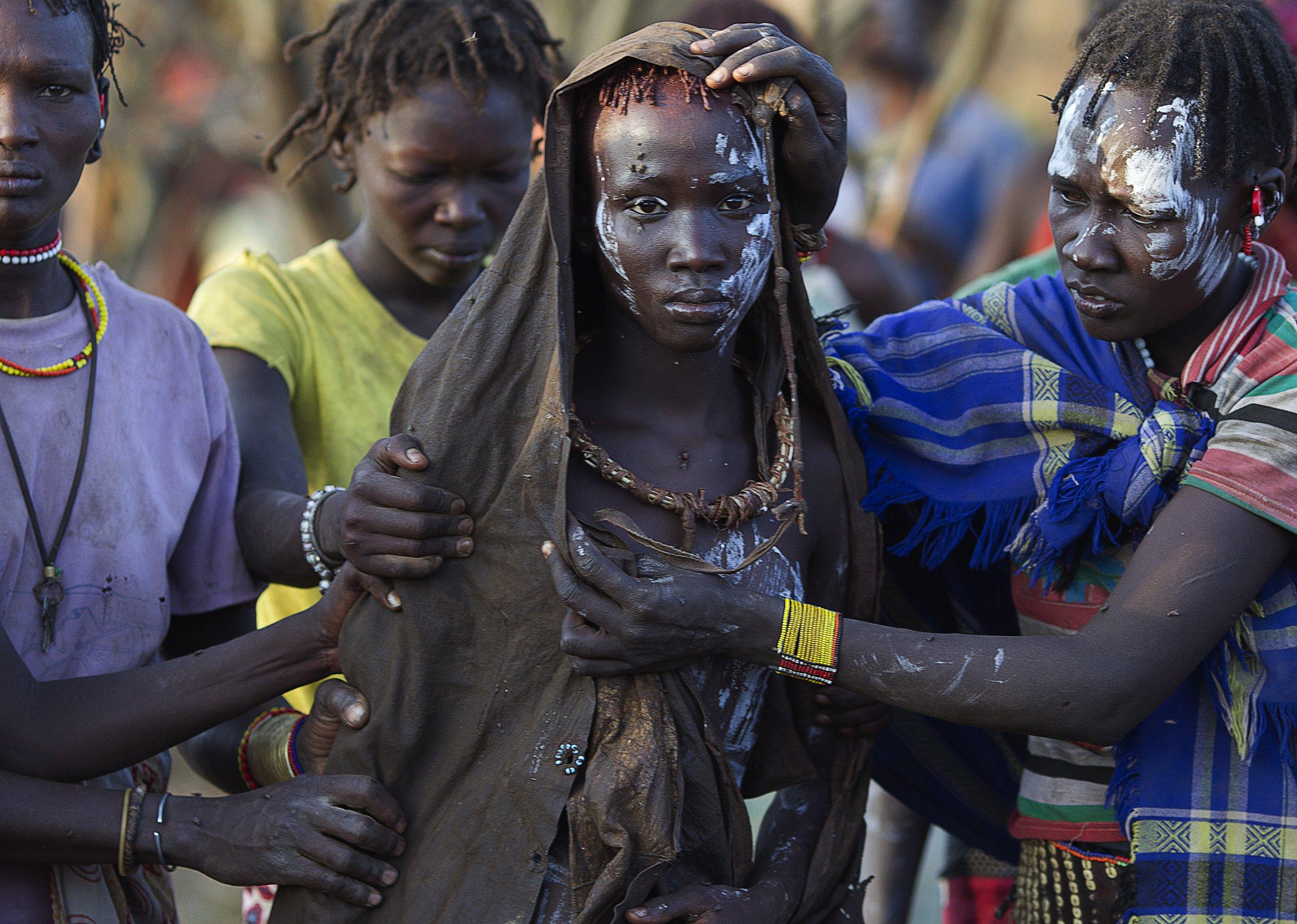 Секс африканскими девочками 20 фотография