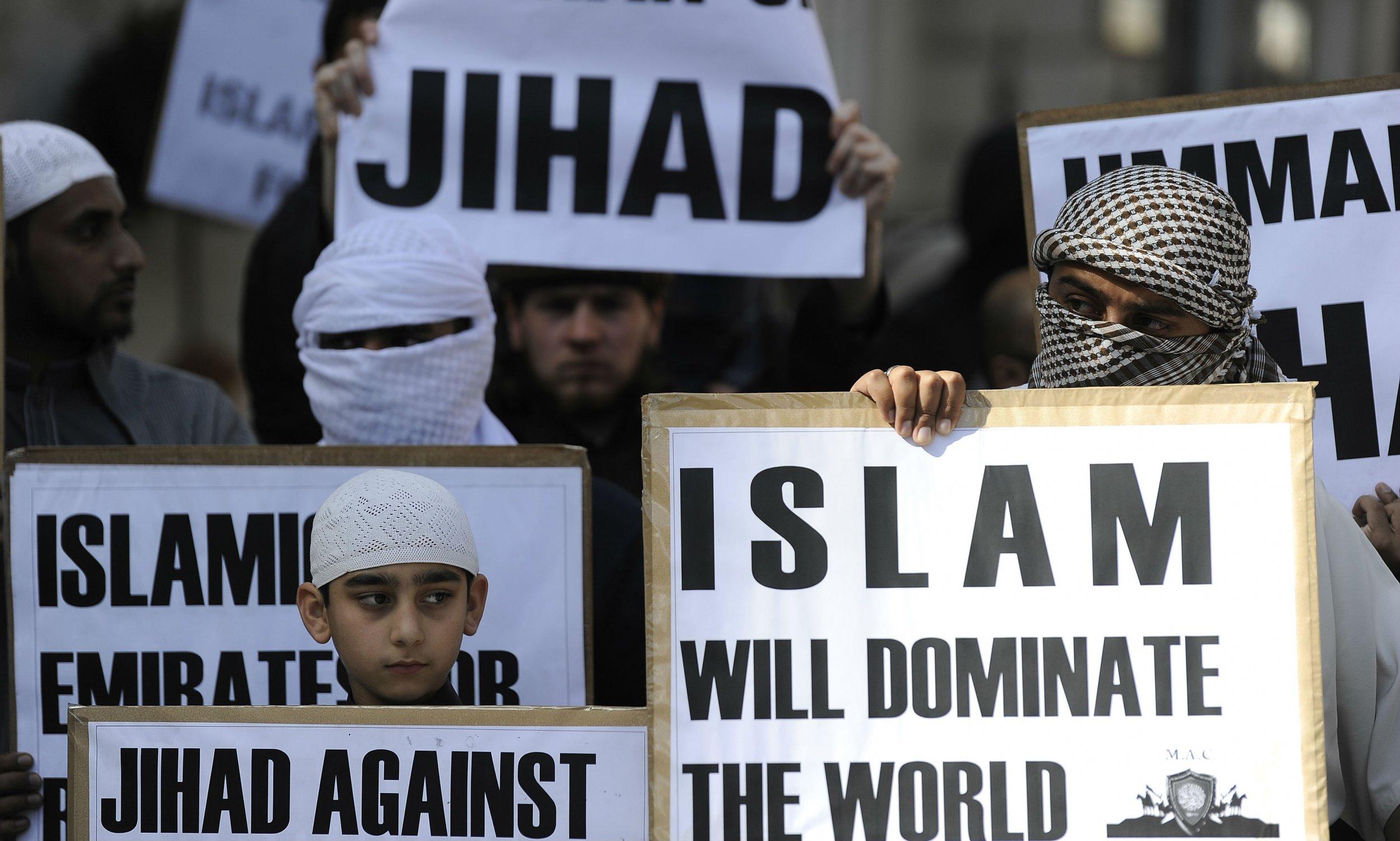UK jihadis