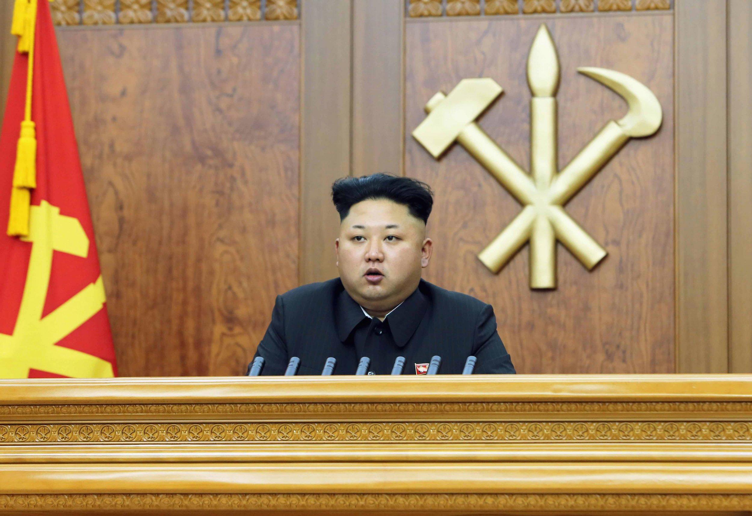 1-12-15 Kim Jong Un