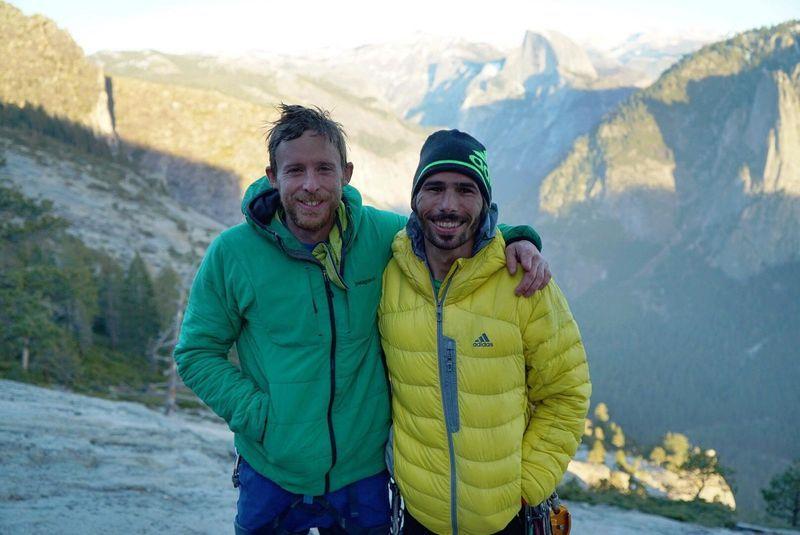 Yosemite Climbers Make History With Free Climb Summit Of