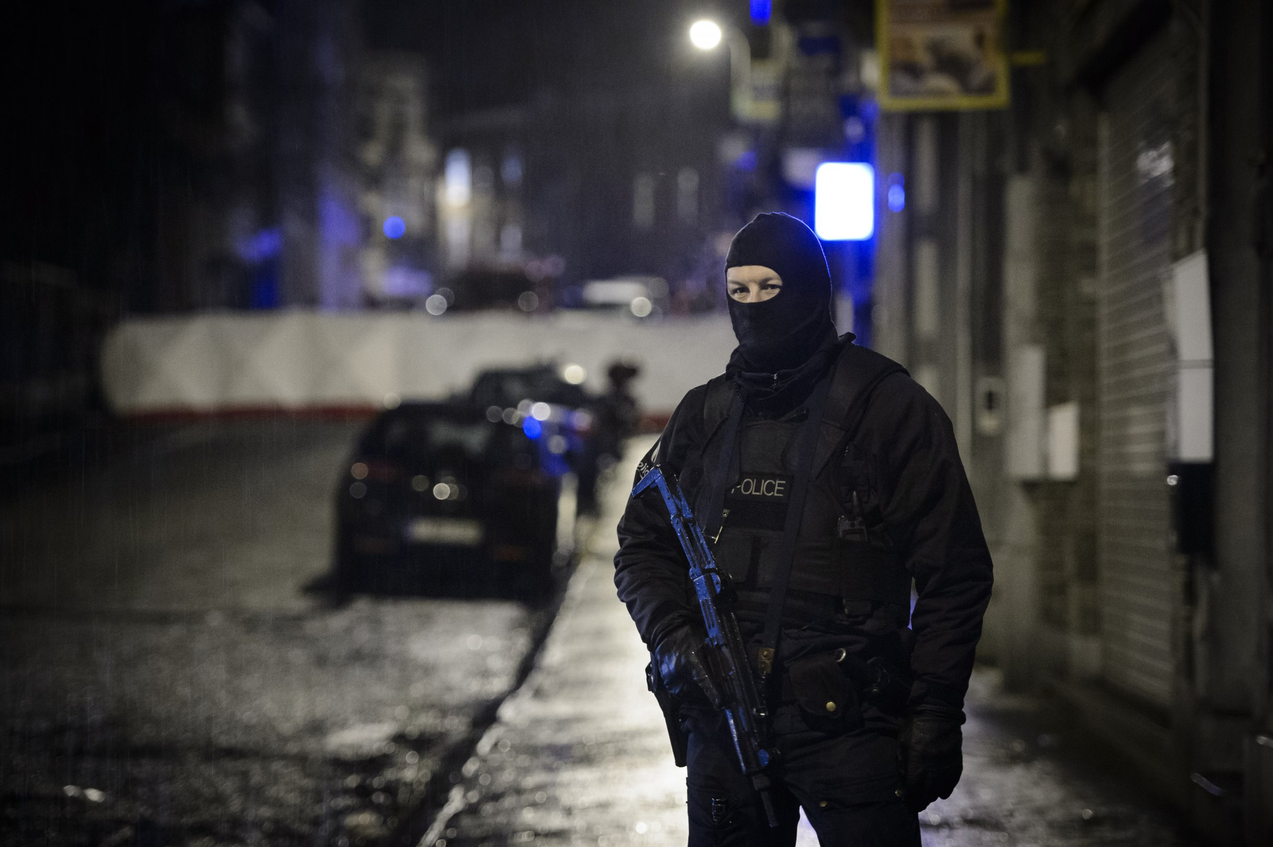 Belgium Arrests 15 Over Foiled Plot to 'Kill Police'