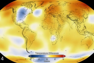 Hottest Year on Record 2014