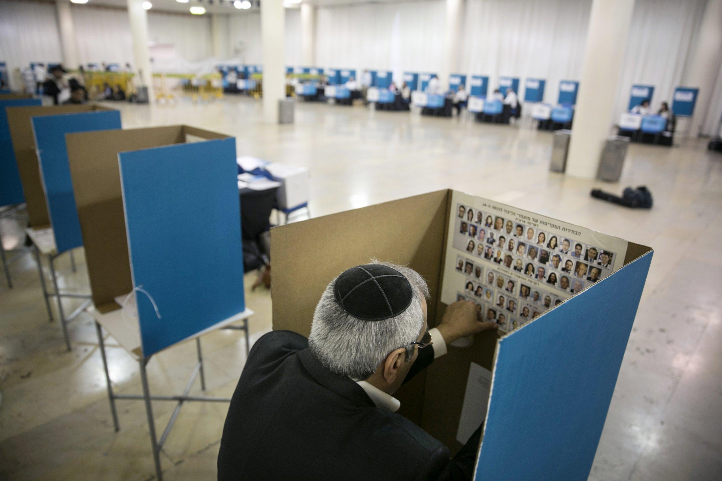 israel election - HD1440×960