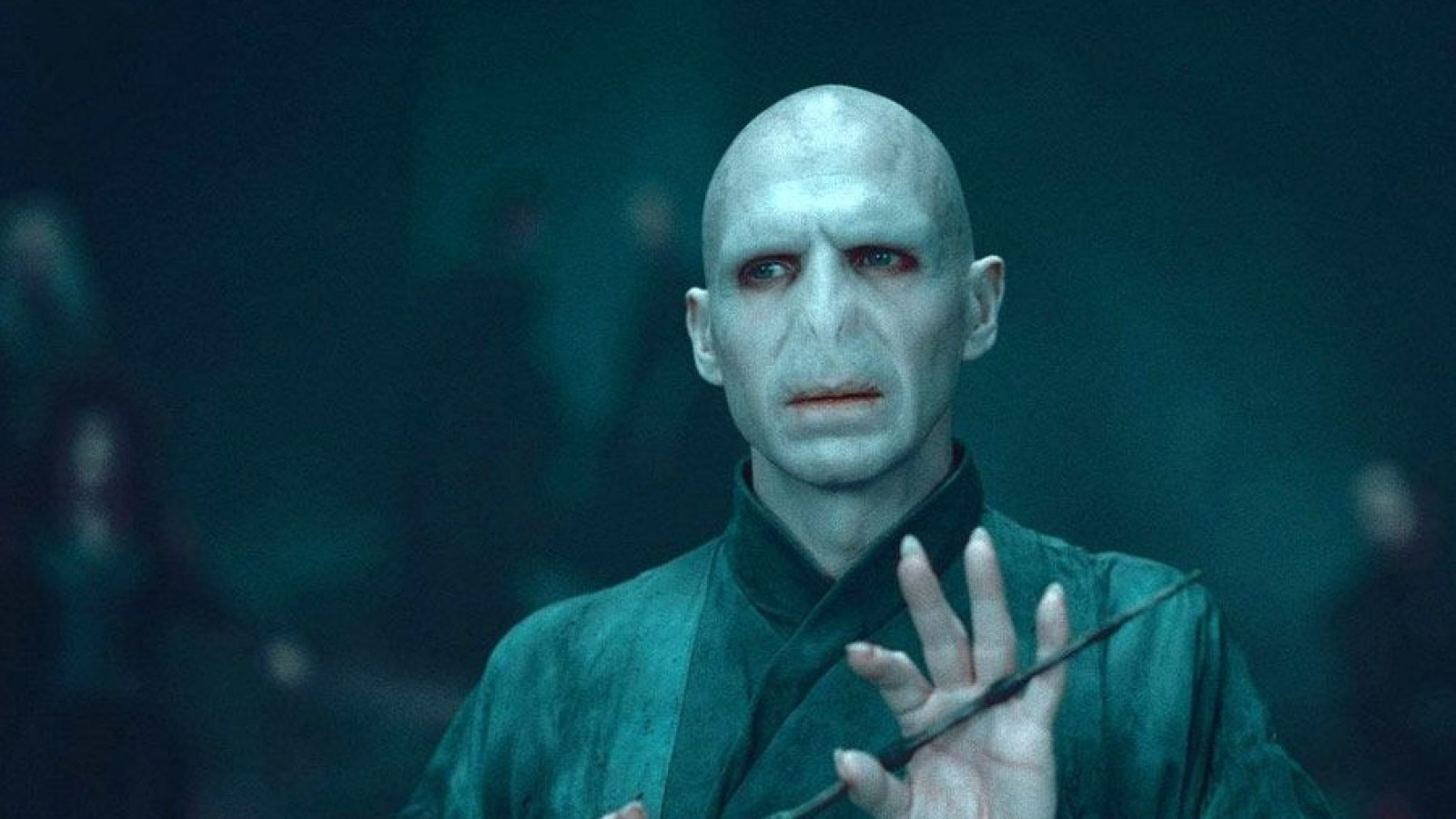 What It's Like to Share a Name With Lord Voldemort from 'Harry Potter'