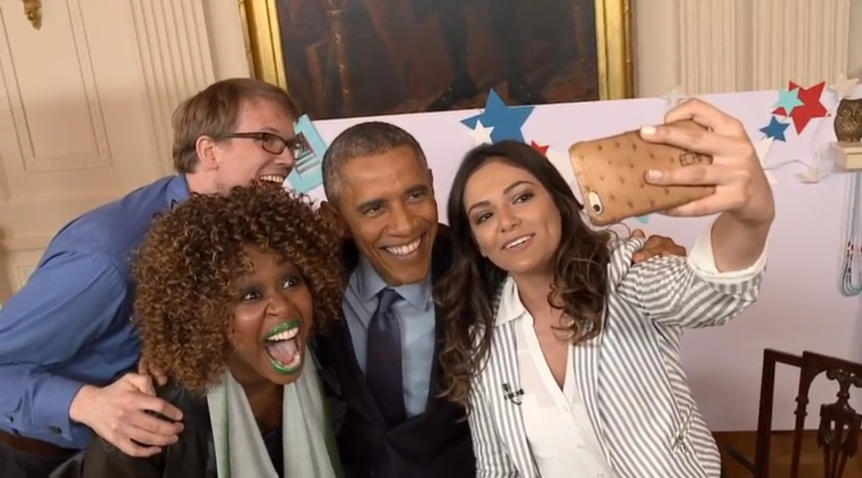 Presidential_Selfie