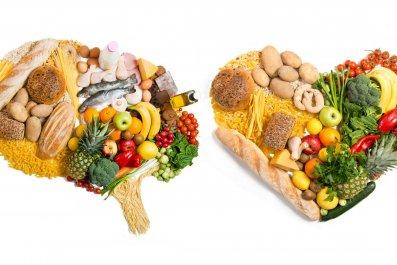 Brain heart food