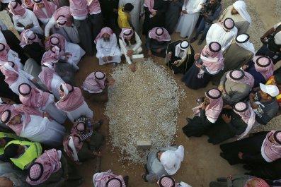 Grave Abdullah