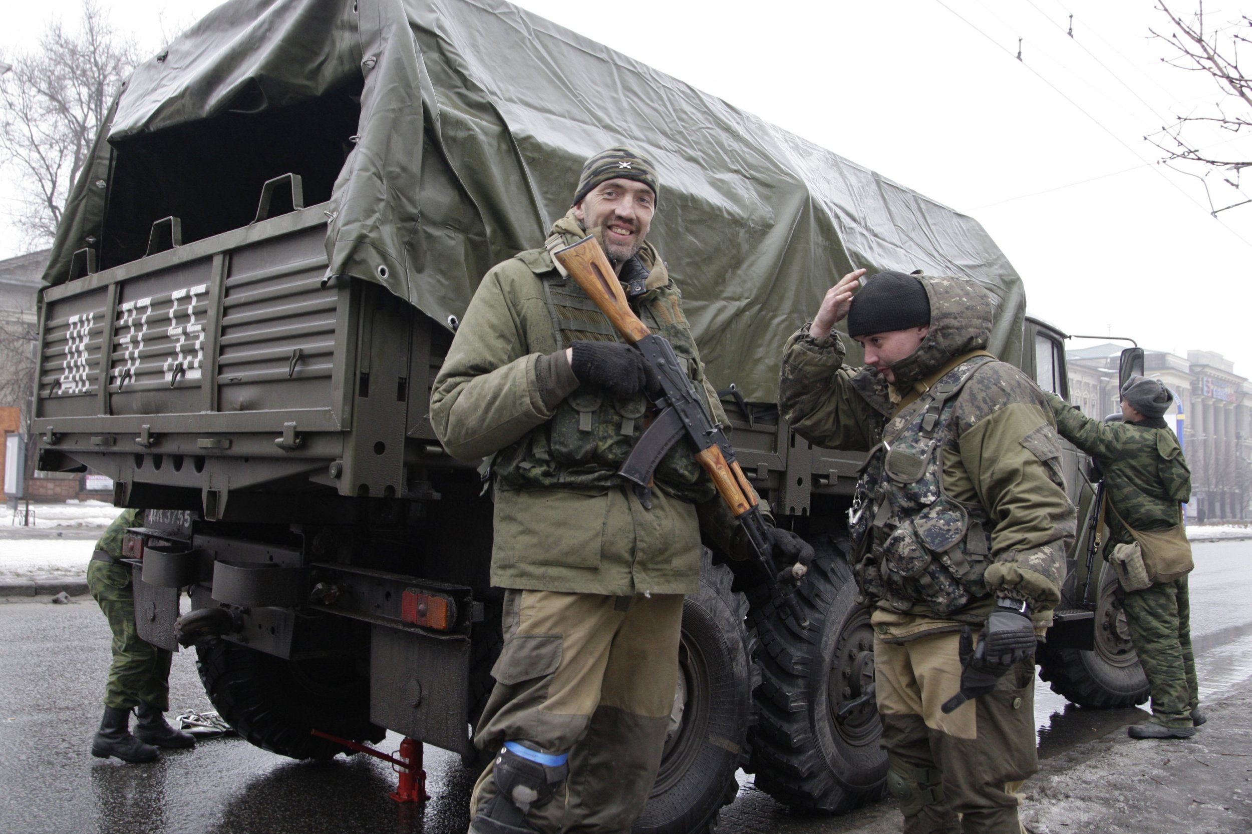 russia rebels
