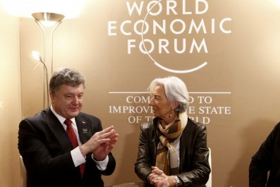 Ukraine and IMF