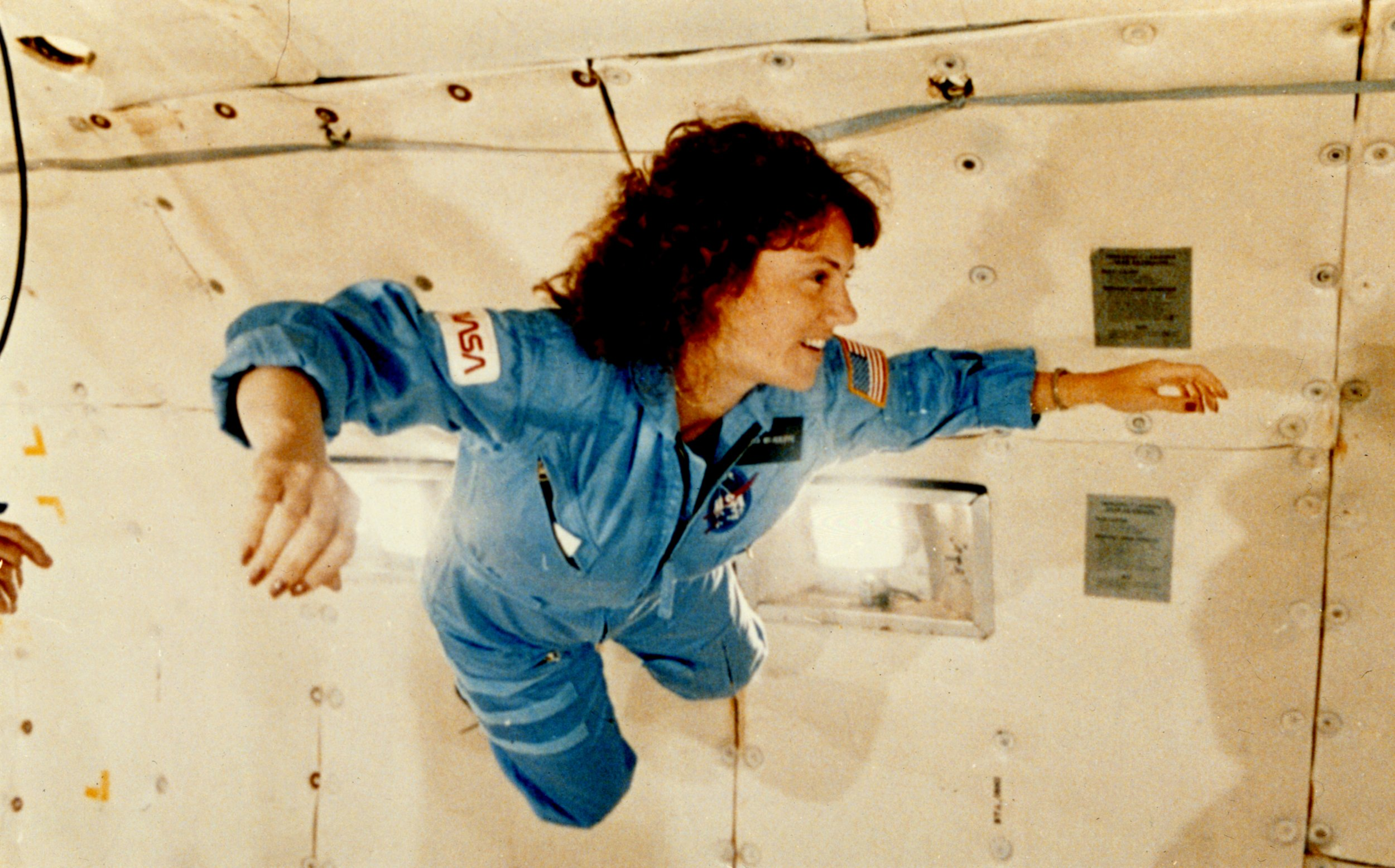 space shuttle challenger explosion teacher - photo #4