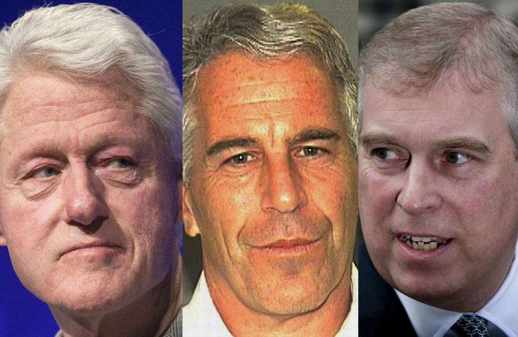 Clinton and Epstein