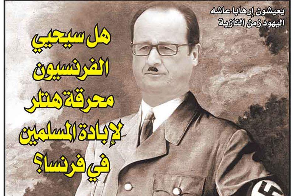 Hollande Hitler
