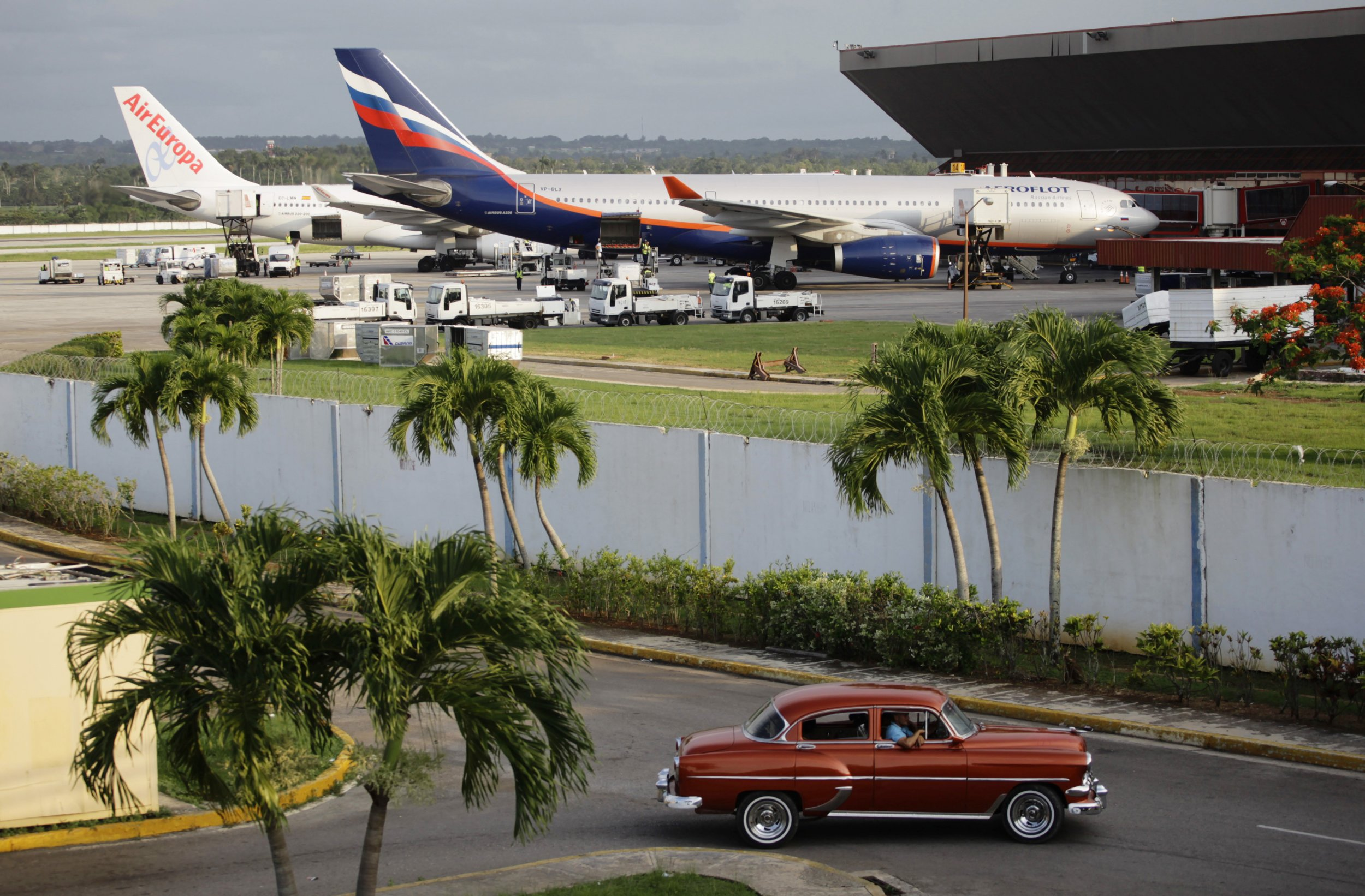 New On Charter Flight Roller Coaster Eased Cuba Restrictions