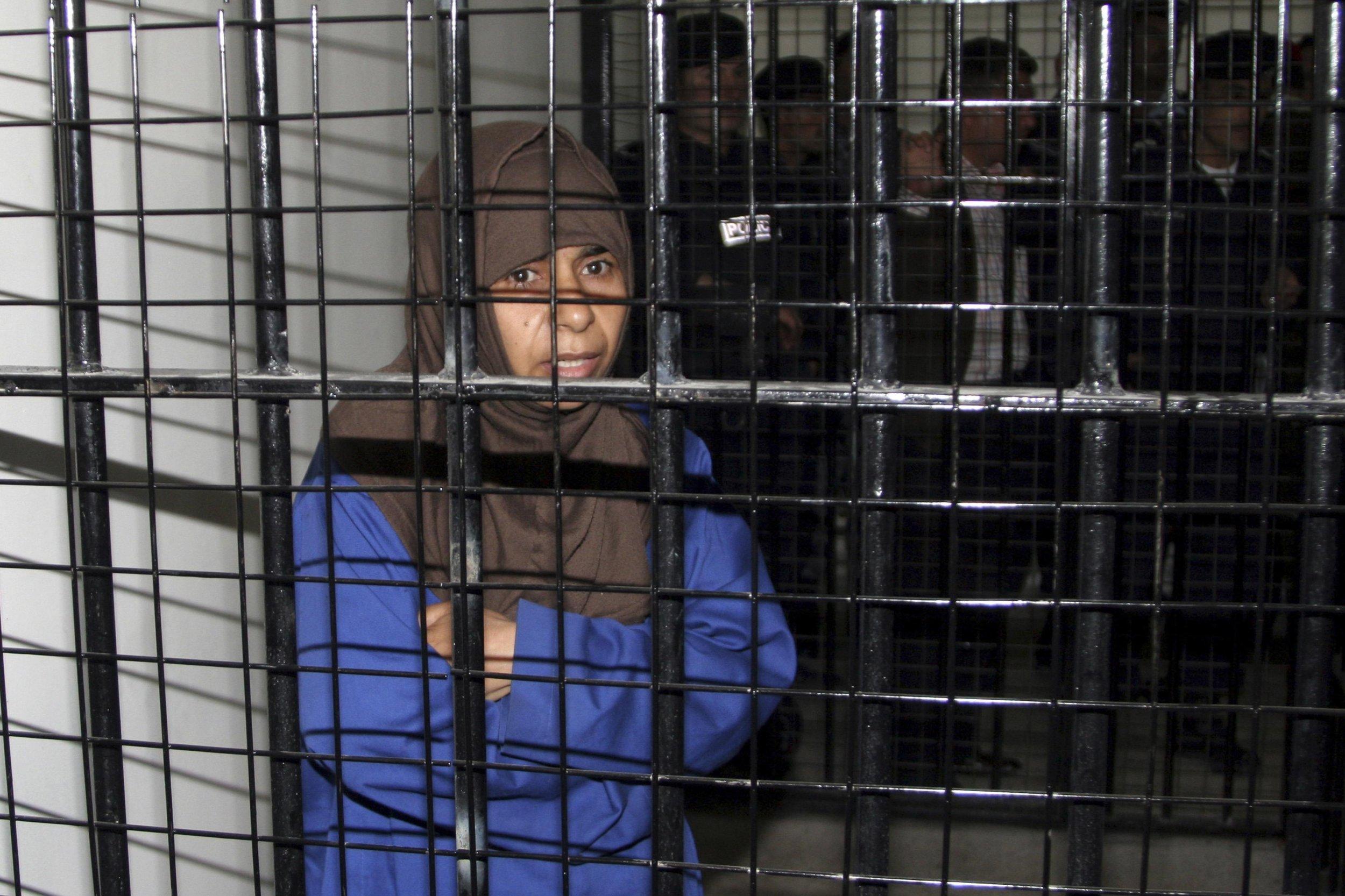 Iraqi Sajida al-Rishawi