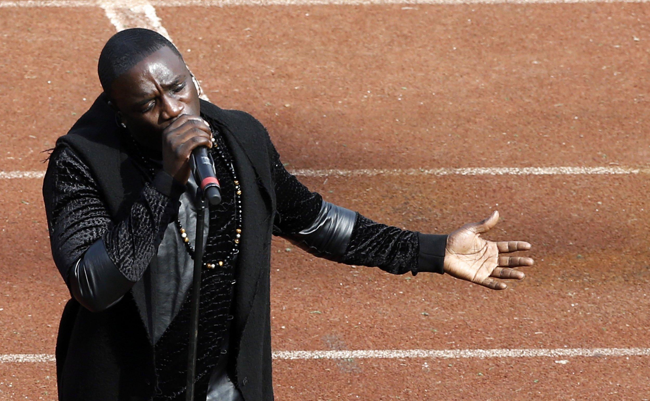 Akon To Stage Anti ISIS Charity Concert In Kurdish Capital Erbil