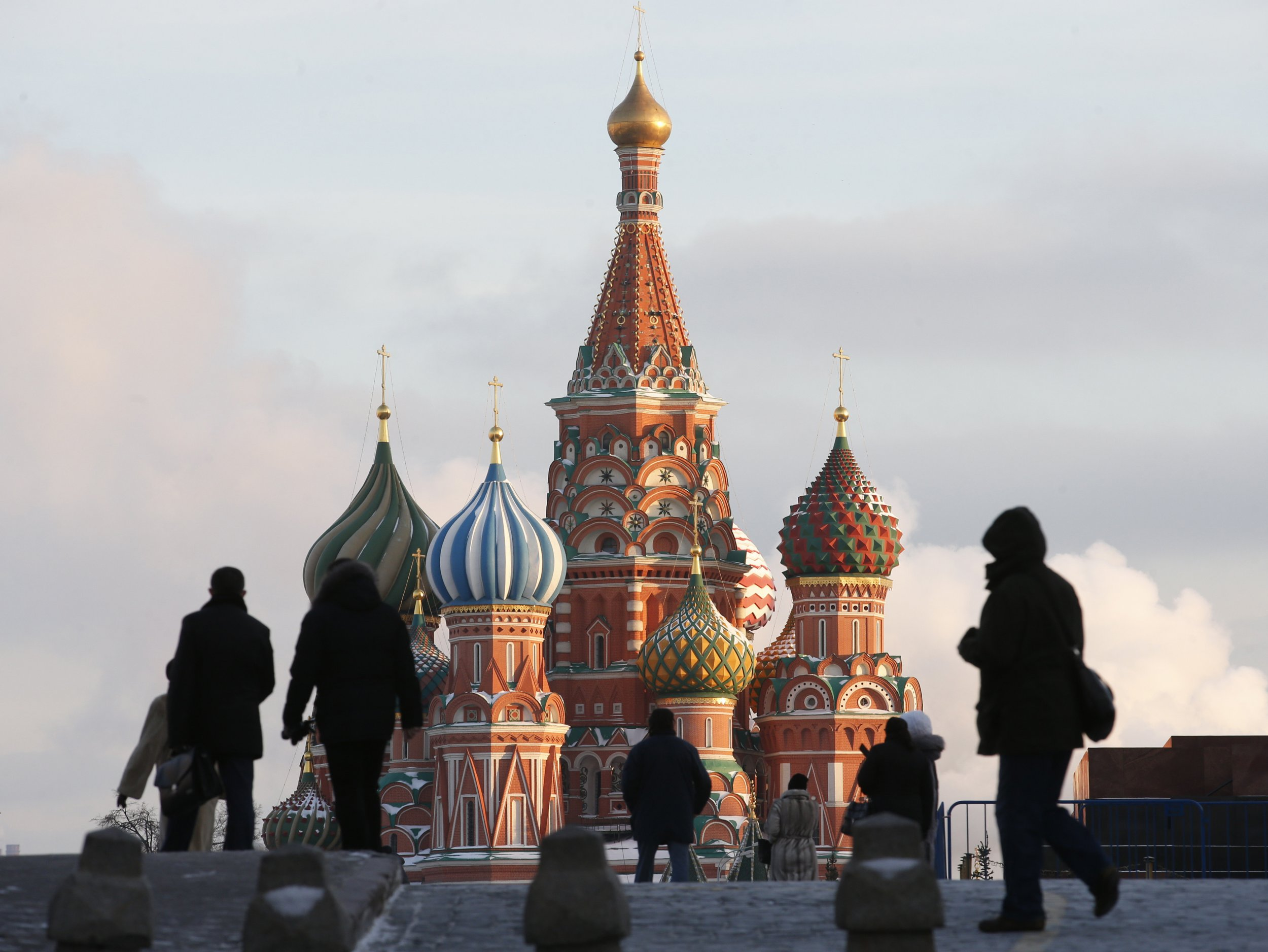 Red square