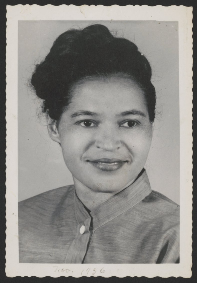 2-7-15 Rosa Parks 38464u