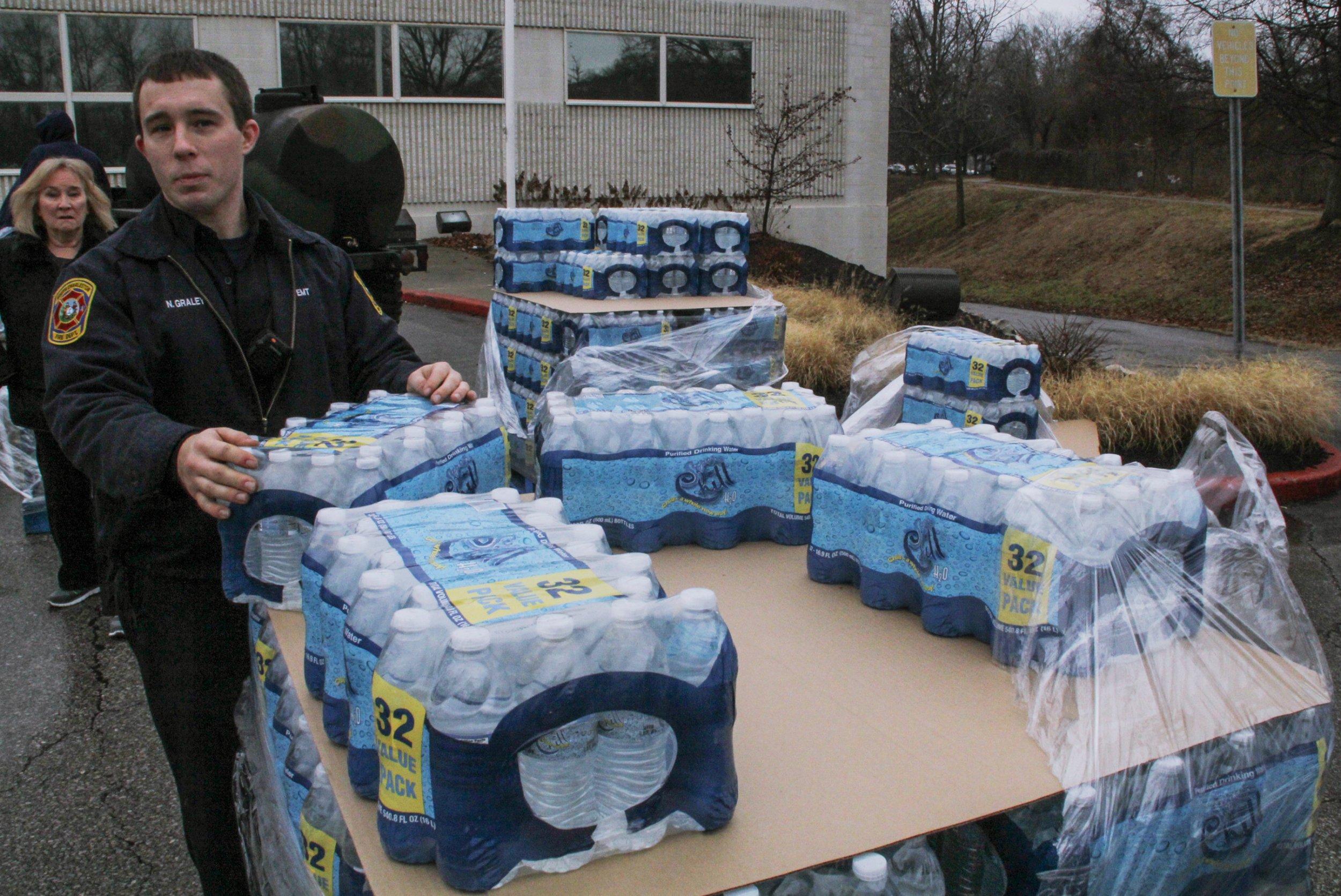 West Virginia Water
