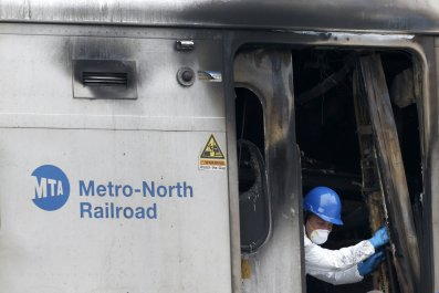 Metro-North crash