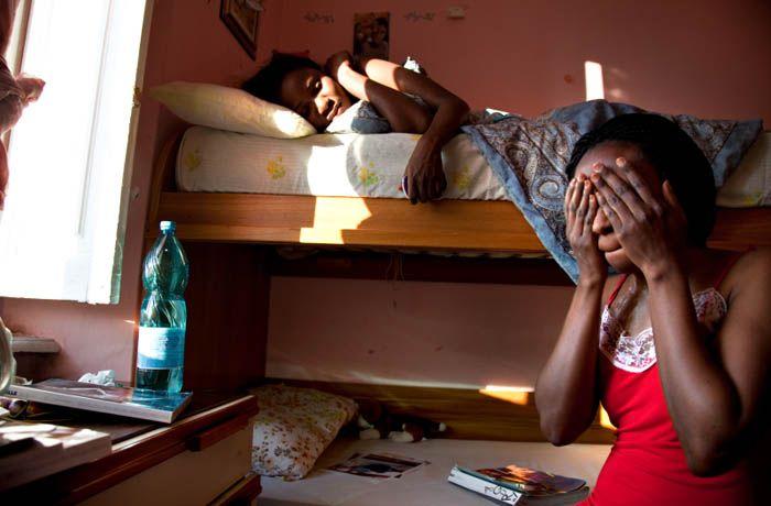 nigerianske prostituerte hot escorte