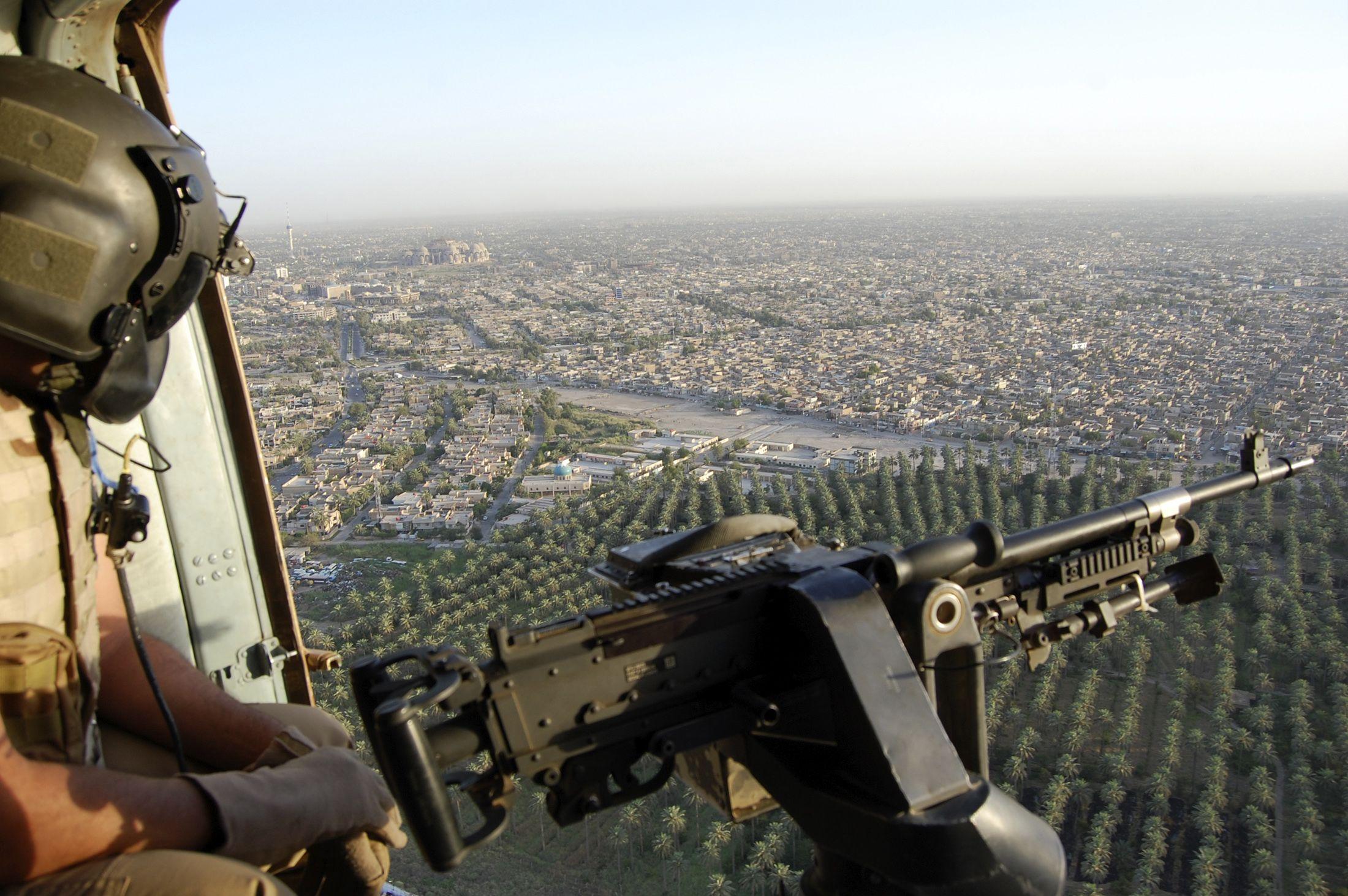 Baghdad flights