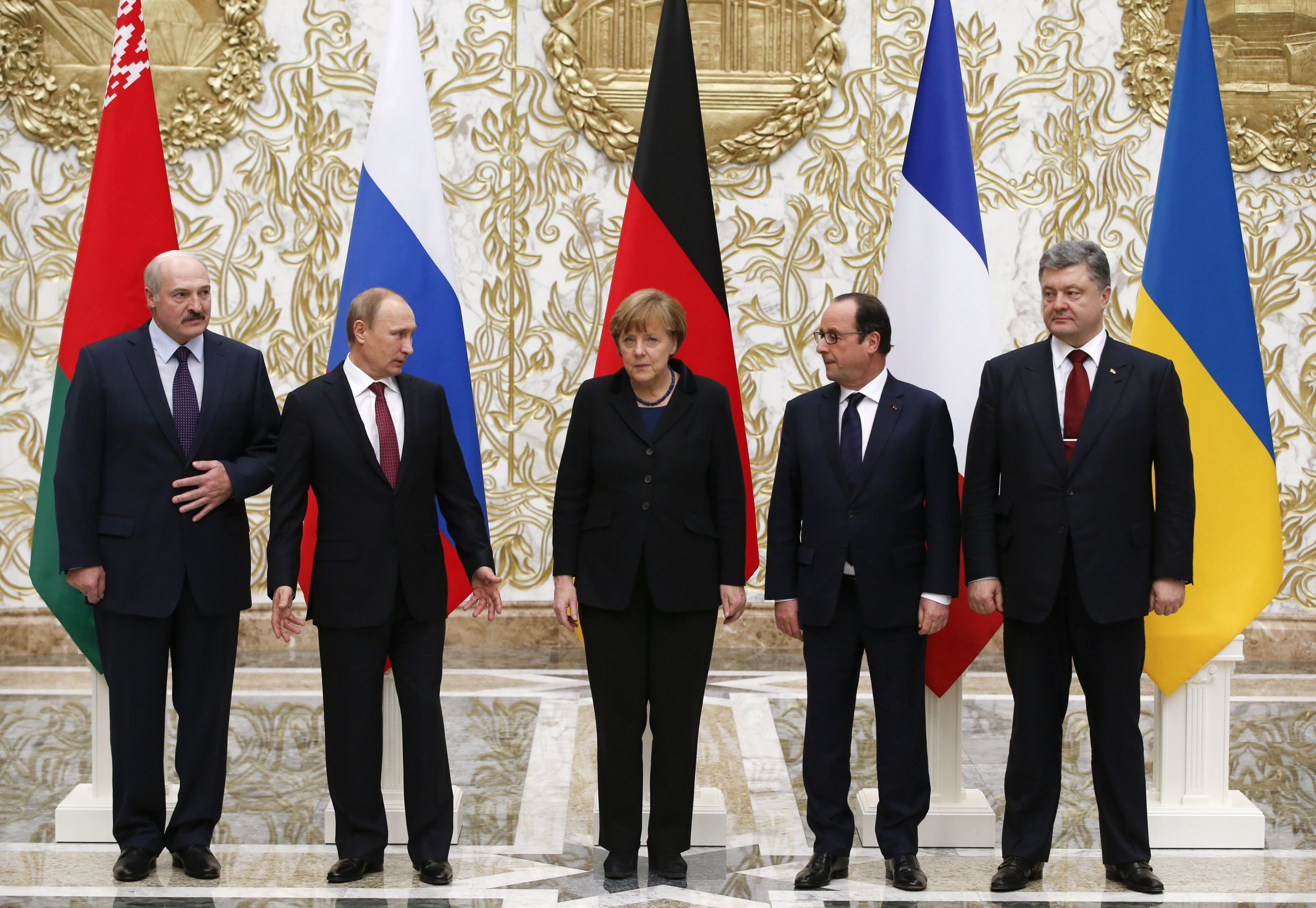 The four leaders