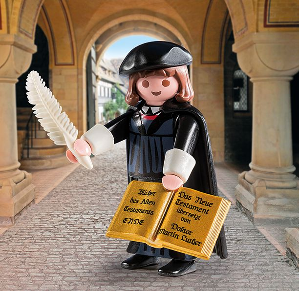 Image result for playmobil martin luther