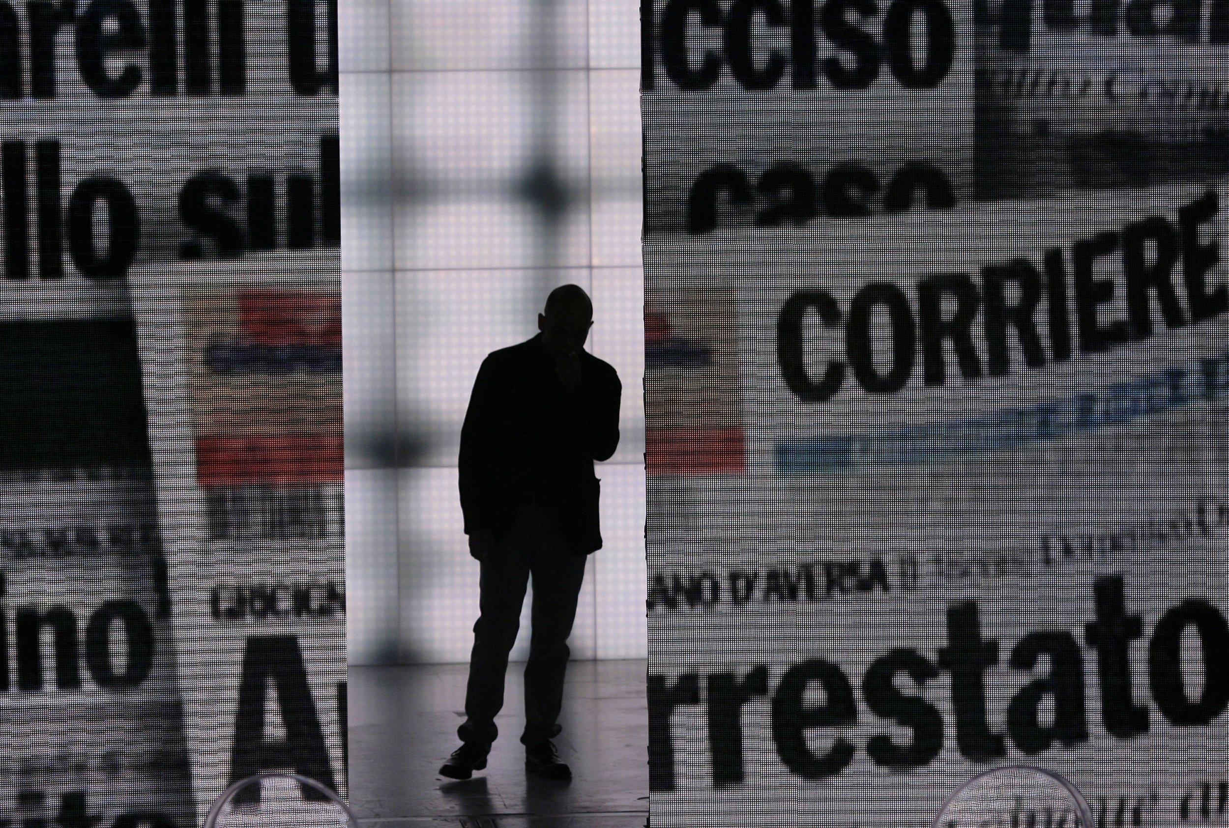 Italian Mafia Intimidating Journalists With Worst Levels