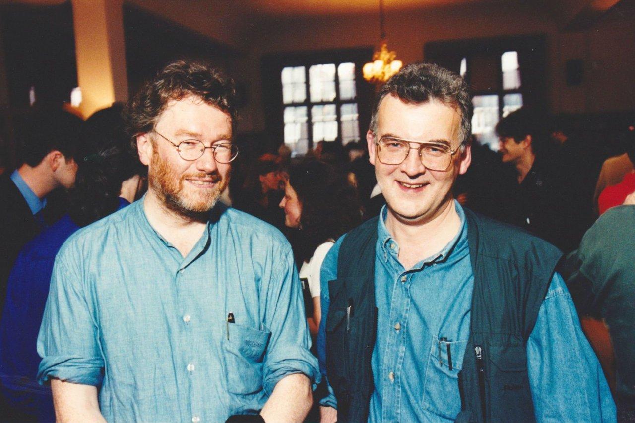 Iain Banks & Ken MacLeod