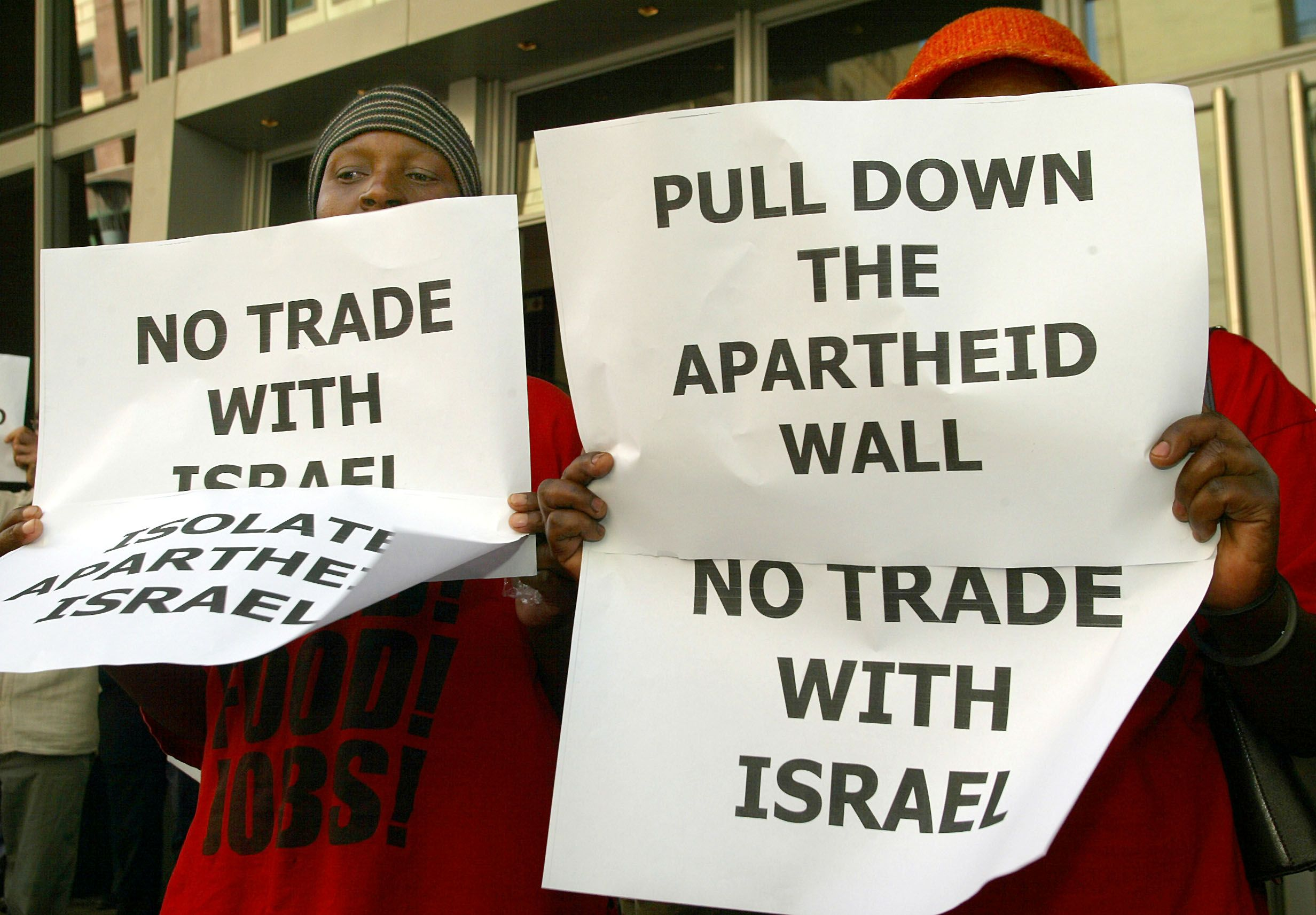 2-12-15 South Africa Israel