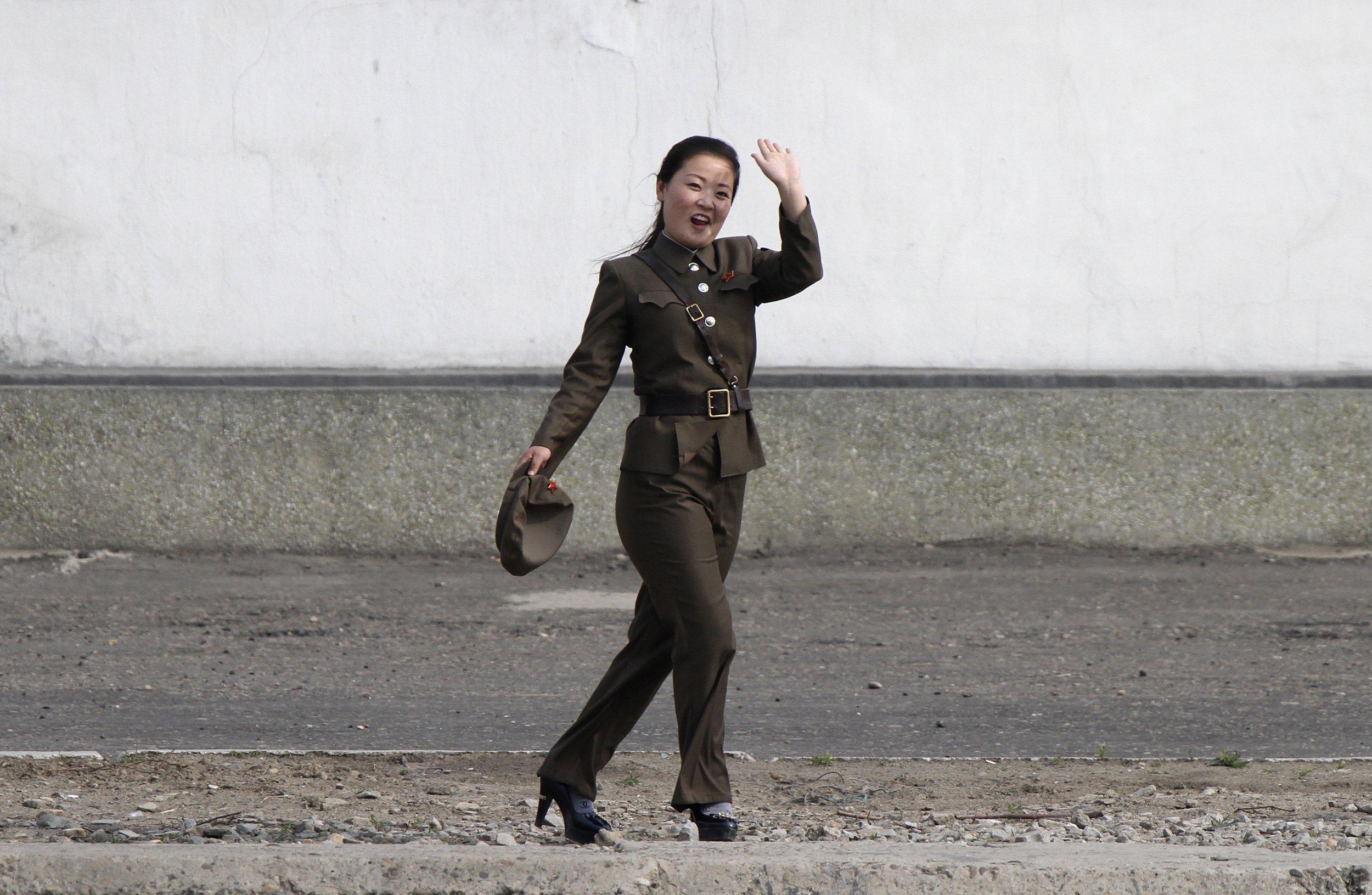 russian women in korea